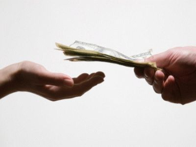 Правила выплаты алимнтов добровольно